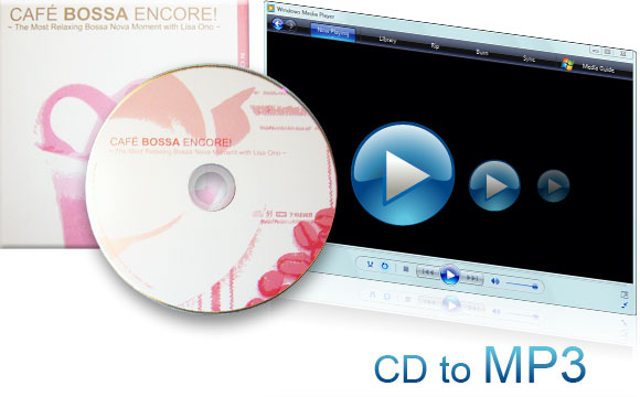 Windows Media Player CD Ripping